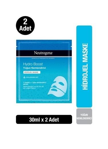 Neutrogena Hydro Boost Hidrojel Maskesi 30 Gr X 2 Adet Renksiz